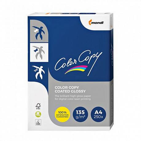 Бумага Color Copy coated glossy А4 135гр/м 250л