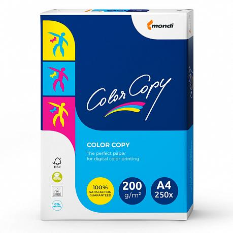Бумага Color Copy clear А4 200гр/м 250л